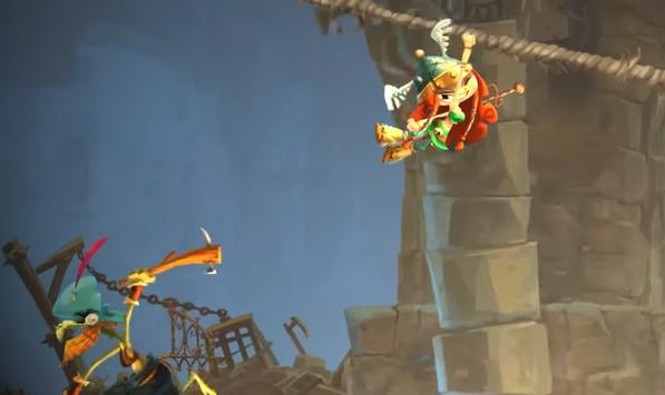 Guide Rayman Legend screenshot 1