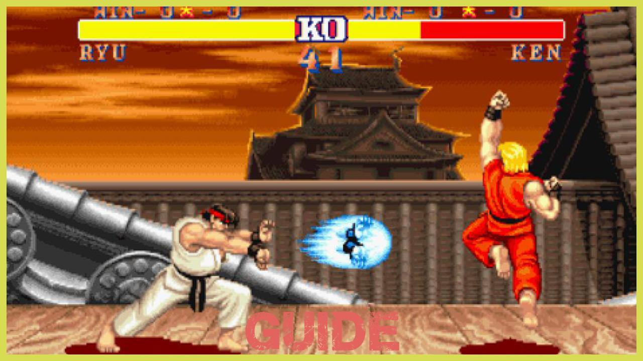 Guide For Street Fighter 2 GO for Android - APK Download