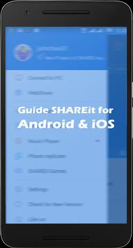 Guide SHAREit for Android & iOS screenshot 1