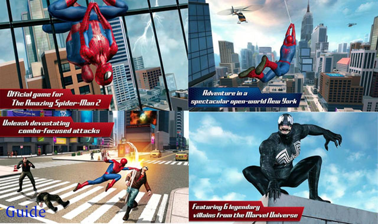 Guide The Amazing Spider-Man 2 for Android - APK Download