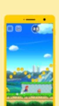 New Super Mario Run Tips poster
