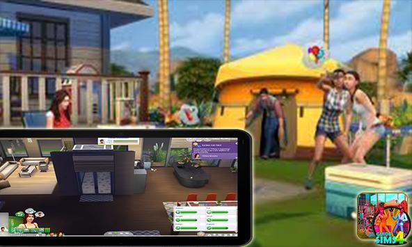Guide The Sims 4 freeplay apk screenshot