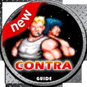 Guide for contra icon