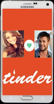 free Tinder guide poster