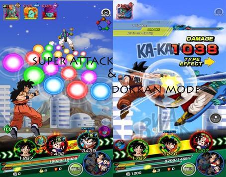 Guide Dragon Ball Z Dokkan Btl apk screenshot