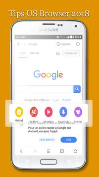 Latest UC Browser Fast Browsing Tips poster