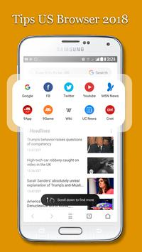 Latest UC Browser Fast Browsing Tips screenshot 1