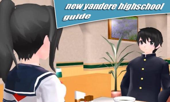 Guide Yandere Highschool apk screenshot