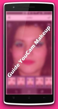 Guide YouCam Makeup, Makeover screenshot 4