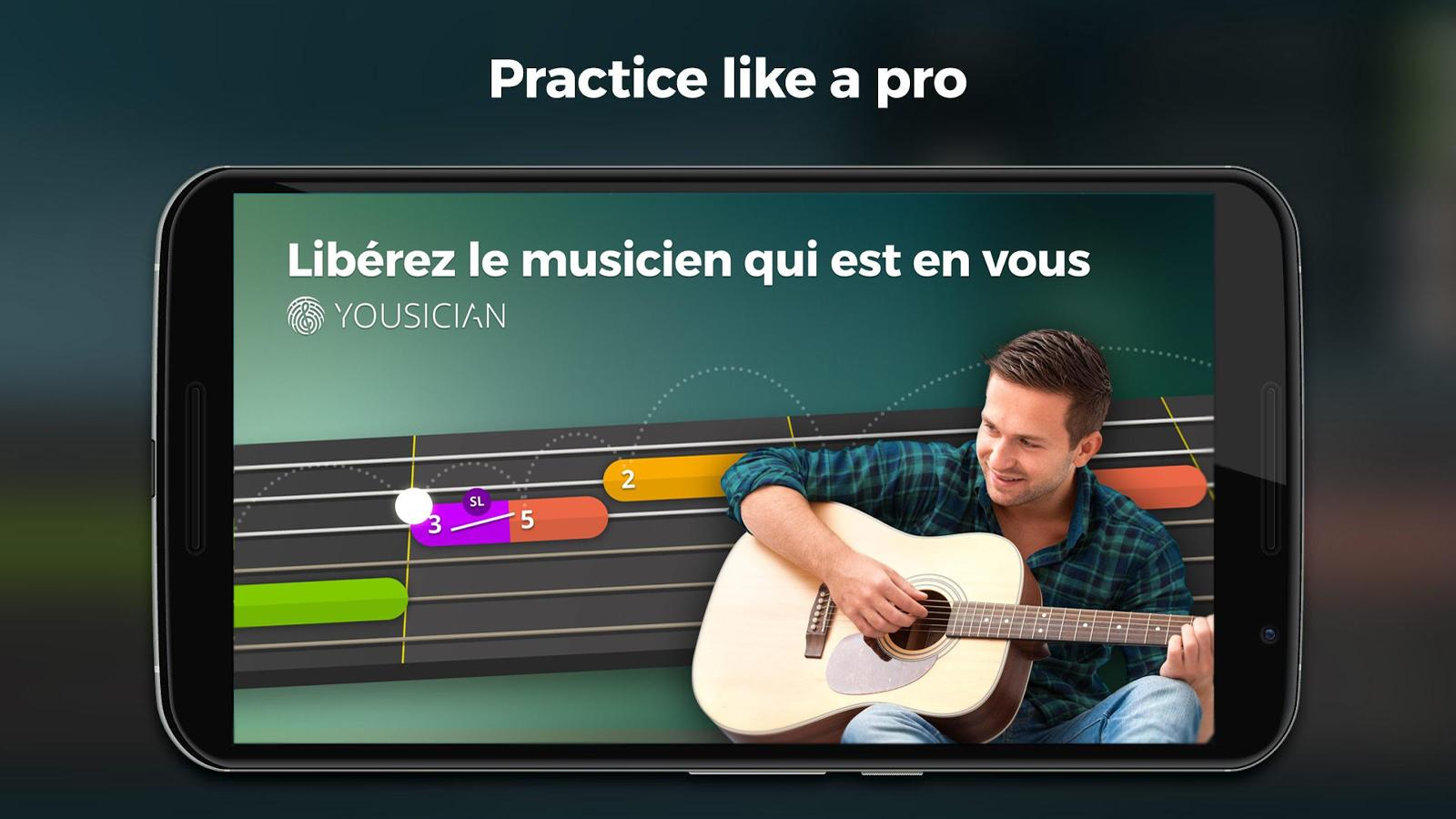 Yousician : Learn Guitar, Piano, Bass Tips for Android - APK Download