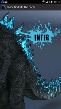 Guide: Gozilla The Game poster
