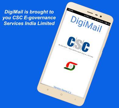 DIGIMAIL : CSC E-governance screenshot 5