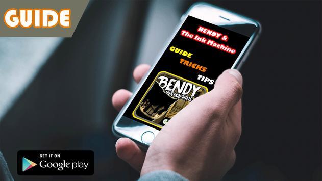 Tips for Bendy & Ink Machine apk screenshot