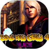Guide Devil may cry 4 icon