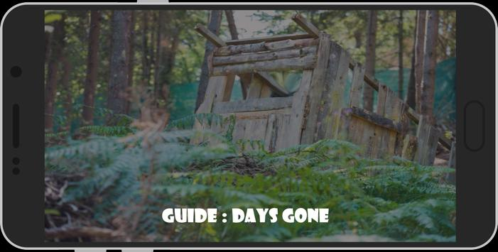 Clue for Days Gone apk screenshot