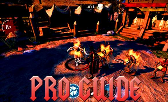 PRO Guide for Iron Blade Medieval and Cheats apk screenshot
