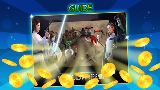 GUIDE Star Wars™: Force Arena poster