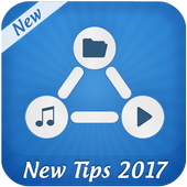 New SHAREit File Share & Transfer Tips icon