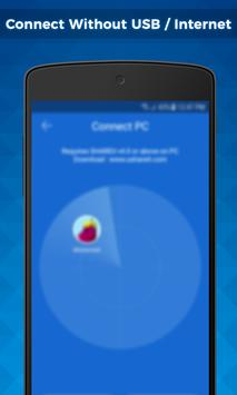 New SHAREit File Share & Transfer Tips apk screenshot