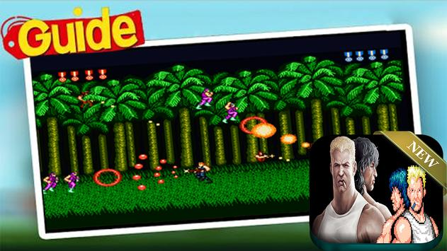 New Contra Tips screenshot 1