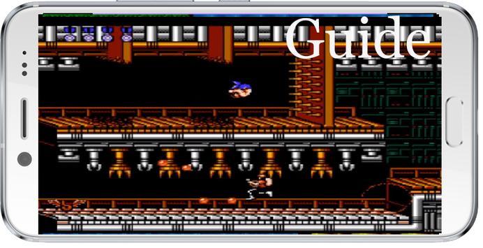 Guide Contra apk screenshot
