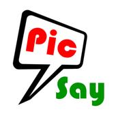 Free PicSay Photo Editor Guide icon