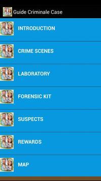 Guide for Criminal Case apk screenshot