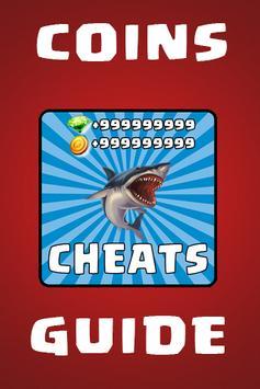 Cheats Hungry Shark Evolution screenshot 1