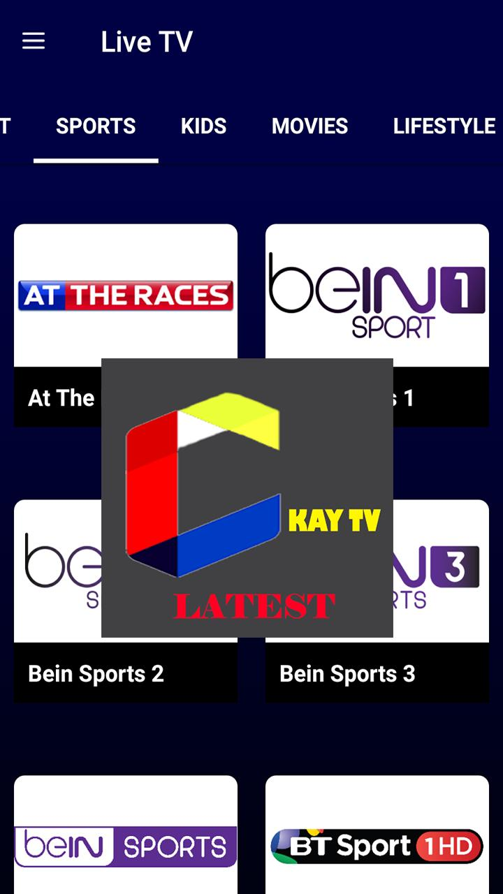 Guide CKay TV New Channel for Android - APK Download