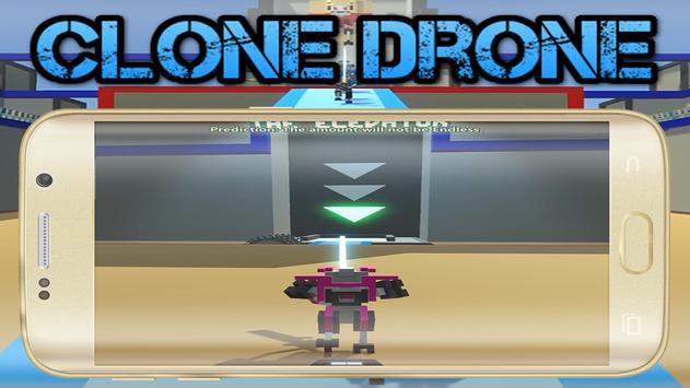 New Clone Drone 4 Tips screenshot 3