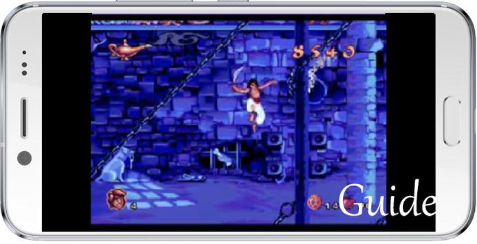 Guide Aladdin apk screenshot