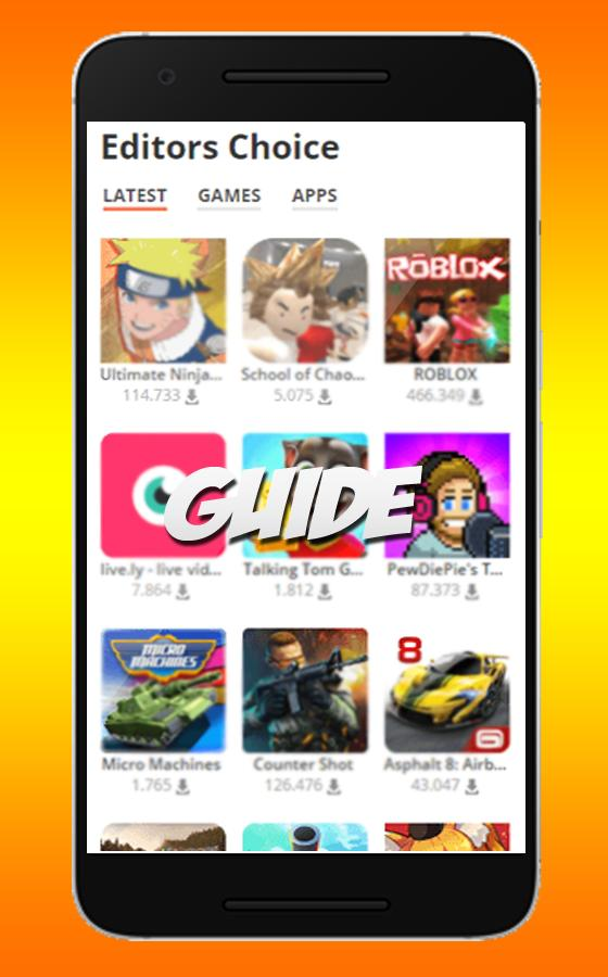 Guide For Aptoide Free Apps For Android Apk Download