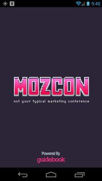 MozCon poster