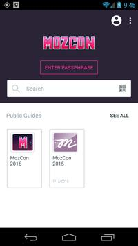 MozCon screenshot 1