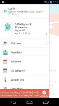 NODA Association App apk screenshot