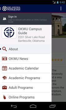 Oklahoma Wesleyan University poster