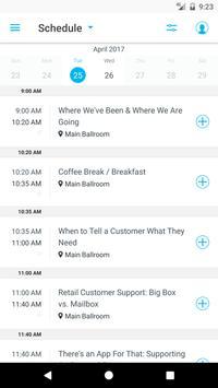 Opentalk Summit 2017 apk screenshot