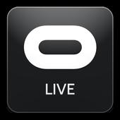 Oculus Live icon