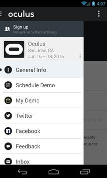 Oculus Live screenshot 1