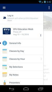 BYU Continuing Education apk screenshot