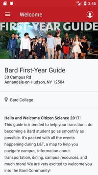 Bard College Mobile App apk screenshot