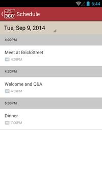 BrickStreet Training & Events apk screenshot