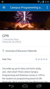 UW-Platt CPR Events apk screenshot