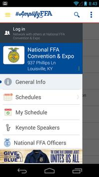 2015 National FFA Convention poster