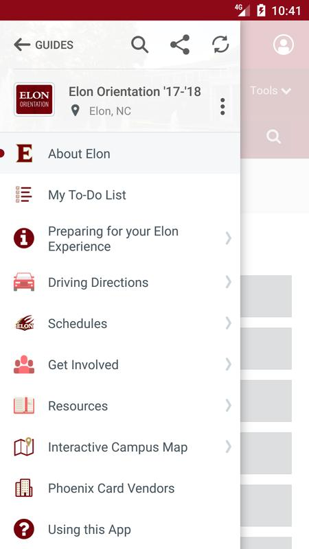 Elon University Guides for Android - APK Download