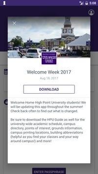 High Point University Guides screenshot 1