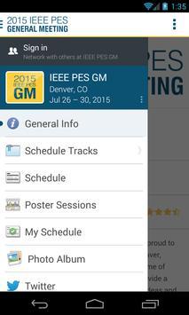 2015 IEEE PES General Meeting plakat