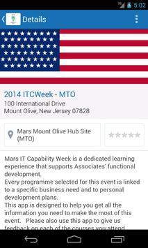 2014 IT Capability Week apk screenshot