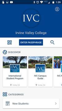Irvine Valley College screenshot 1
