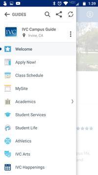 Irvine Valley College screenshot 2
